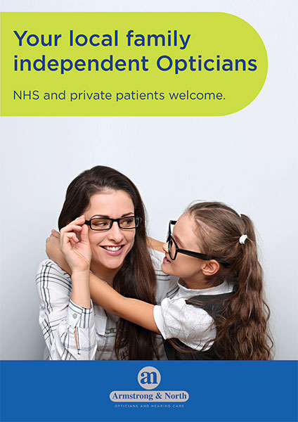Family Opticians Poster